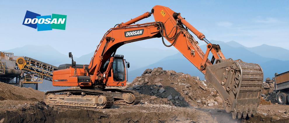 Гинжит экскаватор /Crawler Excavator/