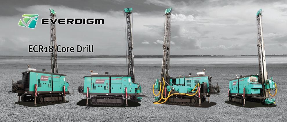 Өрөмийн машин /Crawler Drill/